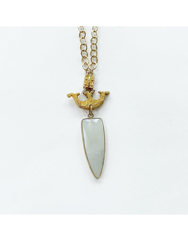 SENNOD Moonstone on Viking Vignette