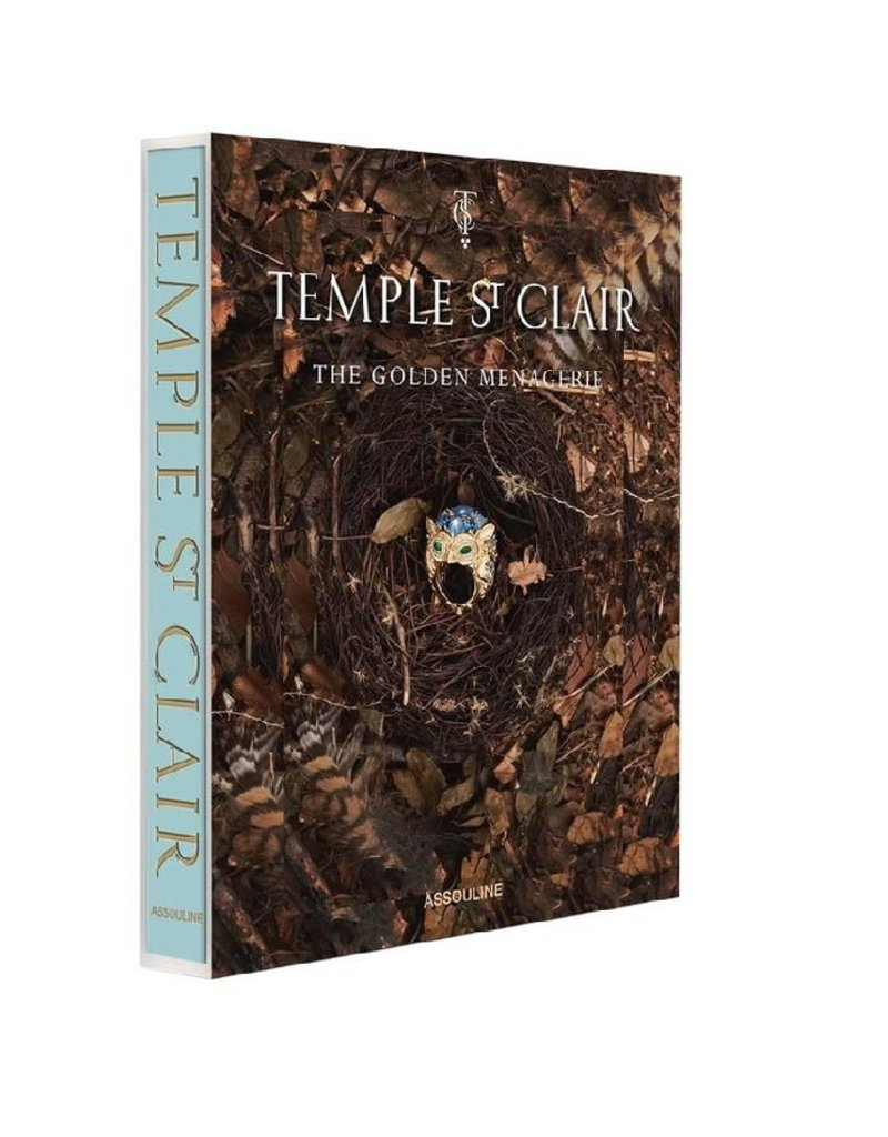 TEMPLE ST CLAIR The Golden Menagerie