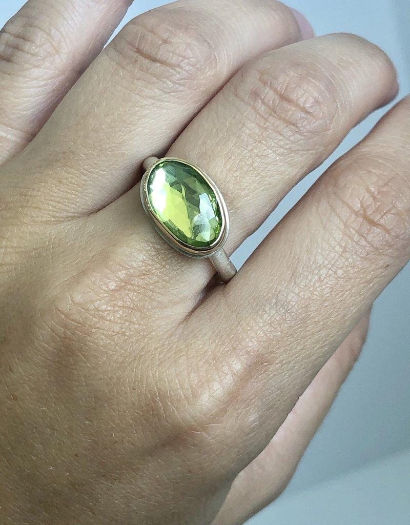 JAMIE JOSEPH Peridot Ring