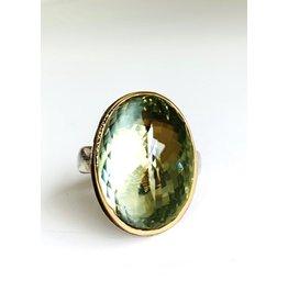 JAMIE JOSEPH Mint Quartz Ring