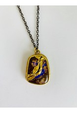 JAMIE JOSEPH Australian Boulder Opal Necklace