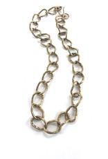 "ASHLEY PITTMAN Sihiri Necklace Bronze 21"""