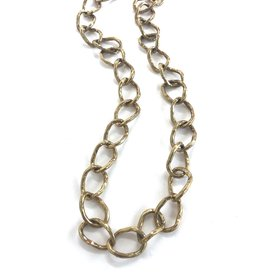 ASHLEY PITTMAN Sihiri Necklace Bronze 21""