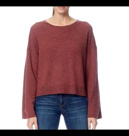 Juliette Rosewood Sweater