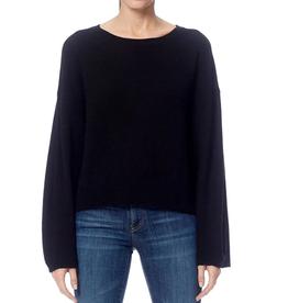 360 SWEATER Juliette Black Sweater