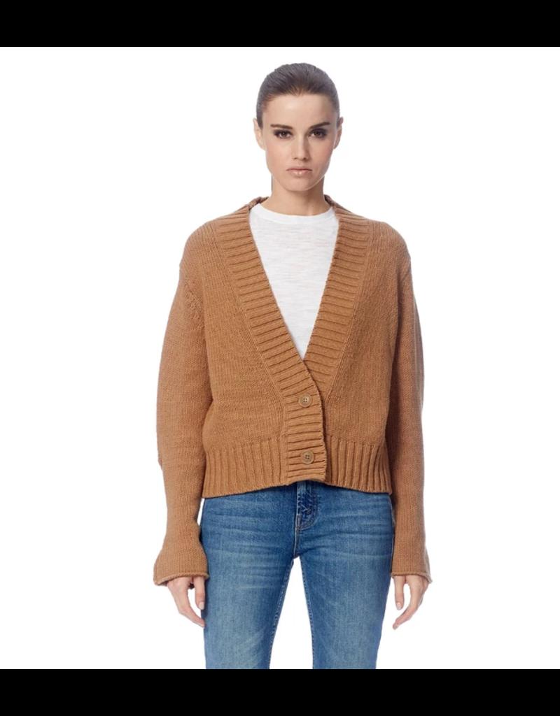 360 SWEATER Caroline Camel Sweater