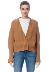 360 SWEATER Caroline Camel Sweater