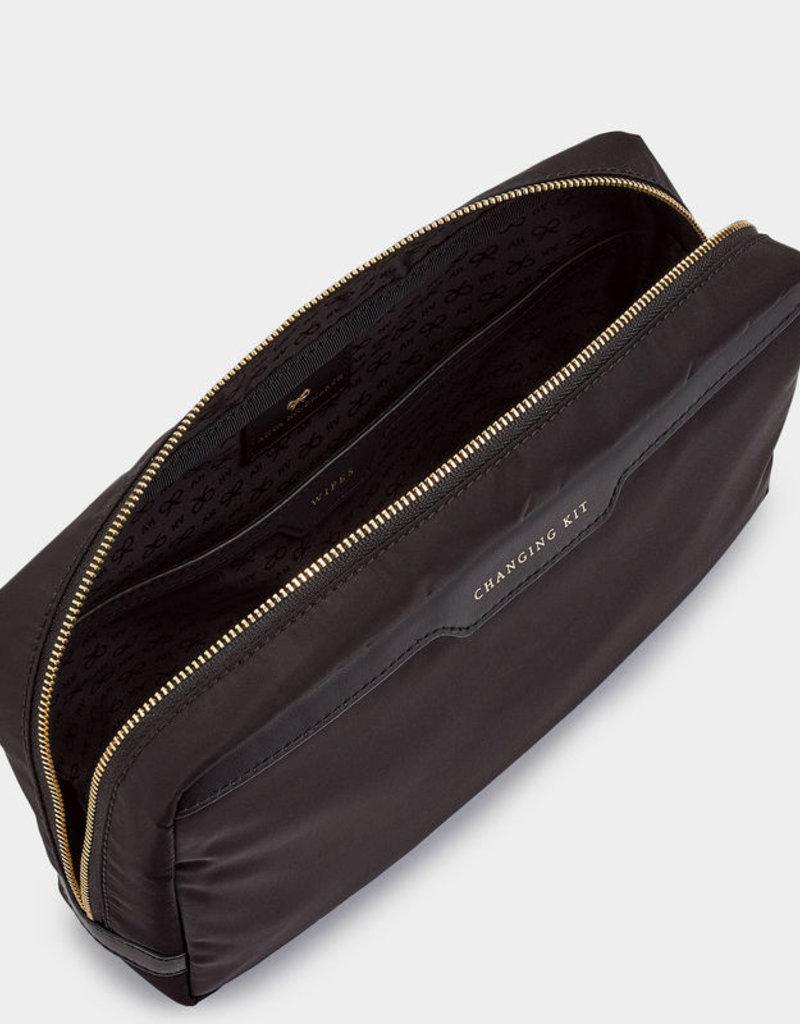 ANYA HINDMARCH Oakley Black Nylon