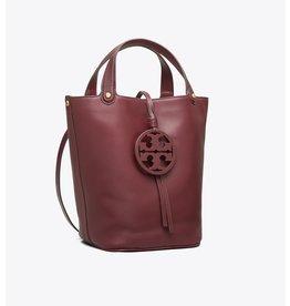 TORY BURCH Miller Bucket Bag - Port