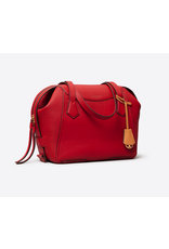 TORY BURCH Perry Satchel - Red Apple