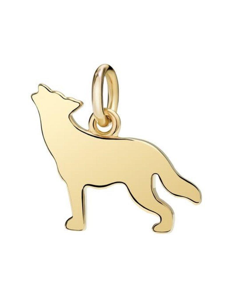 DODO Medium Wolf Charm