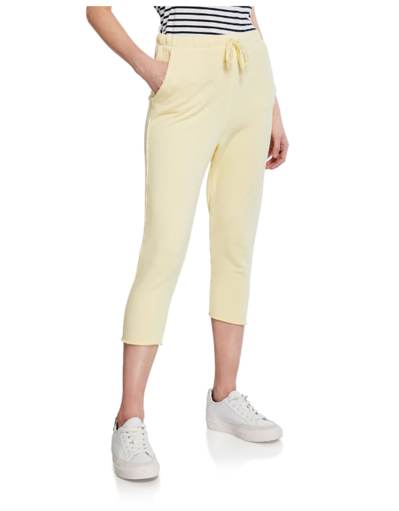 TEE LAB Cropped Sweatpant  -
