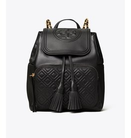 TORY BURCH Fleming Backpack - Black