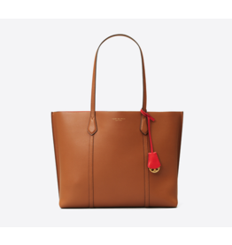 TORY BURCH Perry Triple Compartment Tote - Light Umber