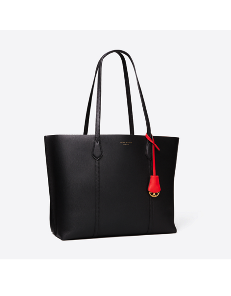 TORY BURCH Perry Triple Compartment Tote - Black