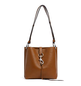 REBECCA MINKOFF Megan Shoulder Bag - Nutmeg