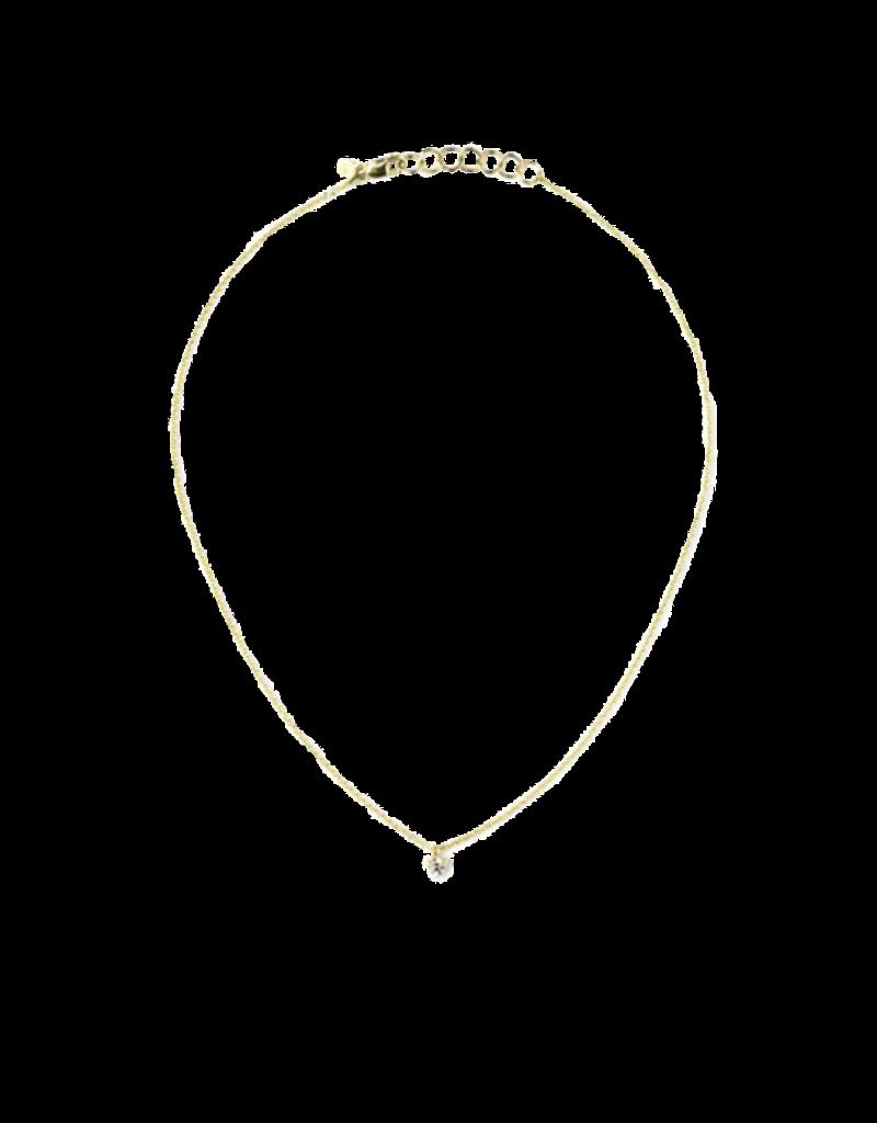ILA Camille Diamond Choker Necklace