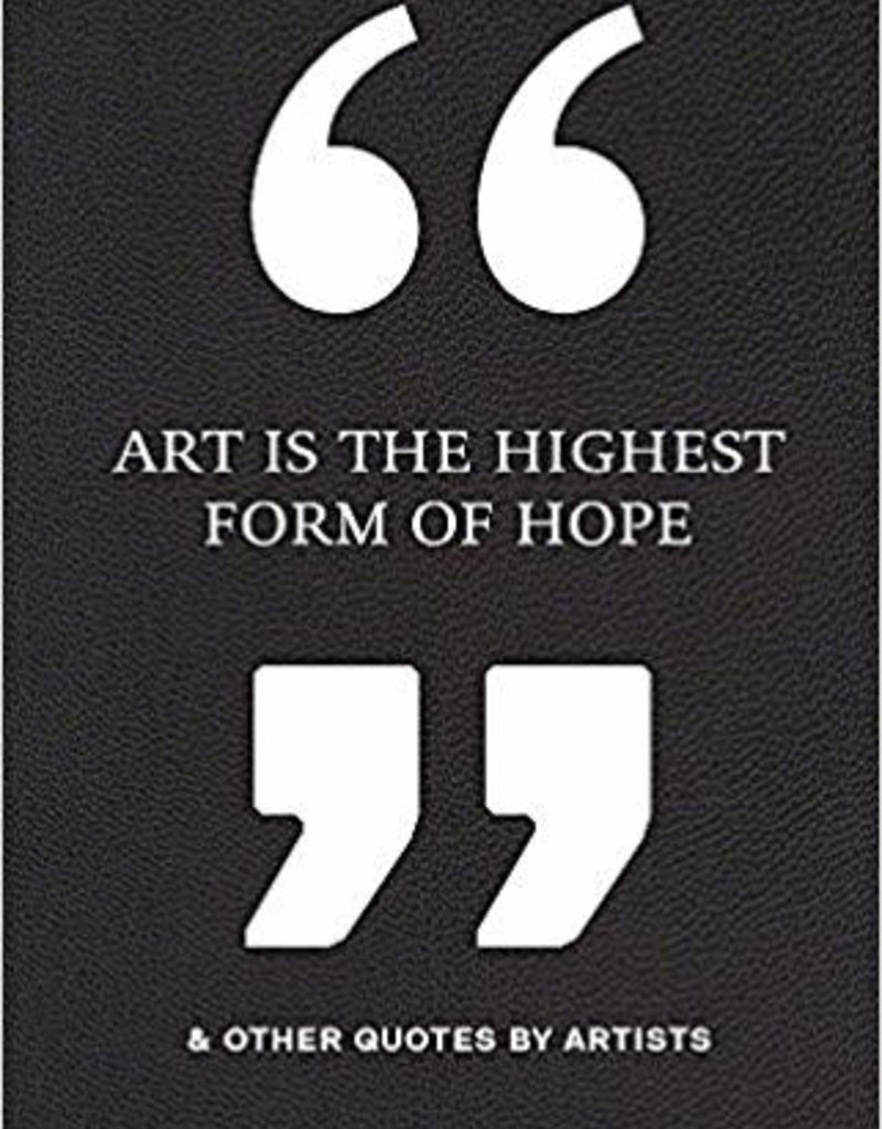 PHAIDON Art is the Highest Form of Hope
