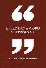 PHAIDON Every Day a Word