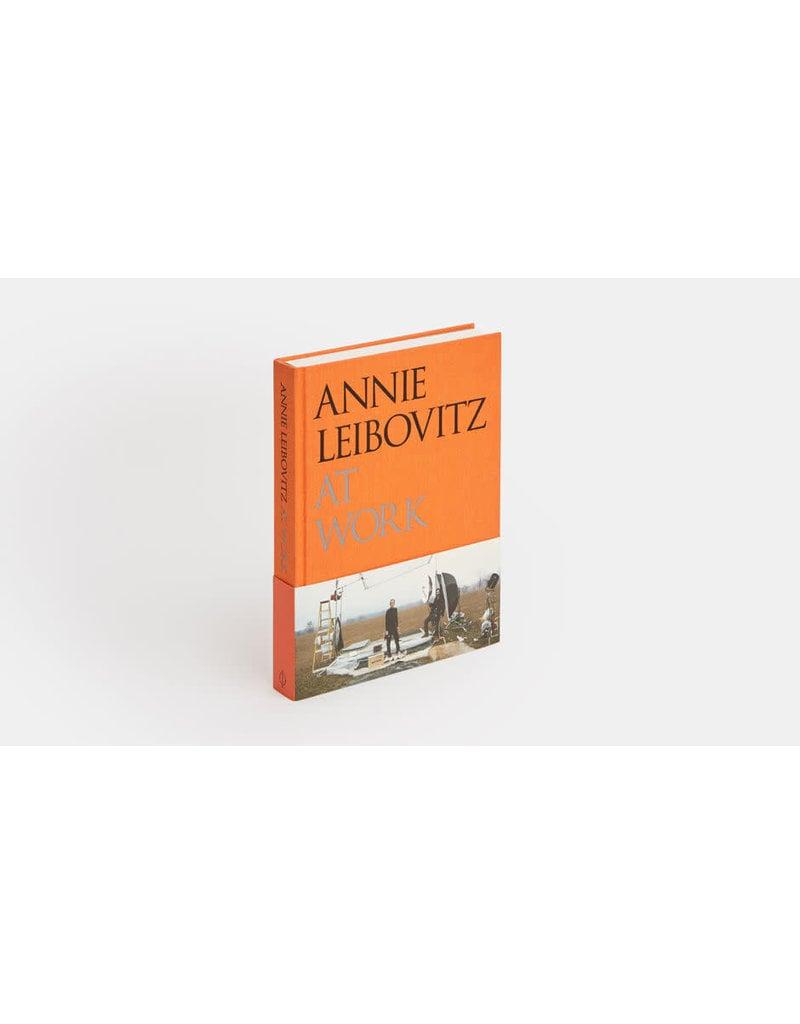 PHAIDON Annie Leibovitz at Work