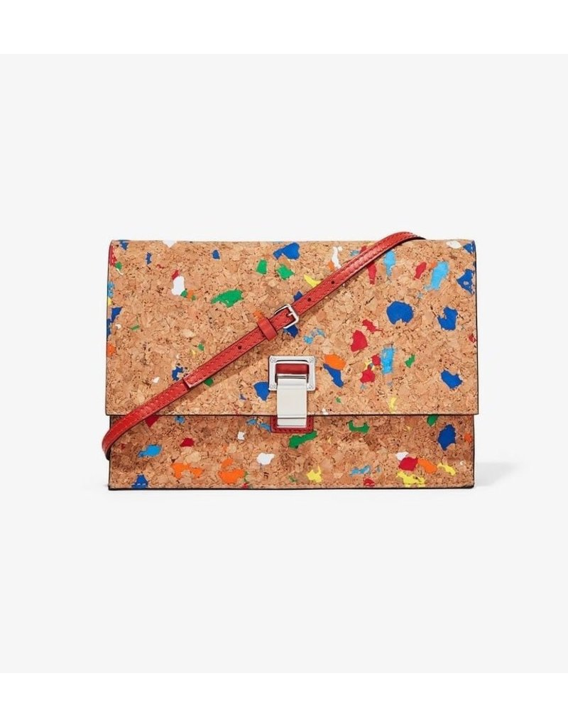 PROENZA SCHOULER Cork Small Lunch Bag - Multi
