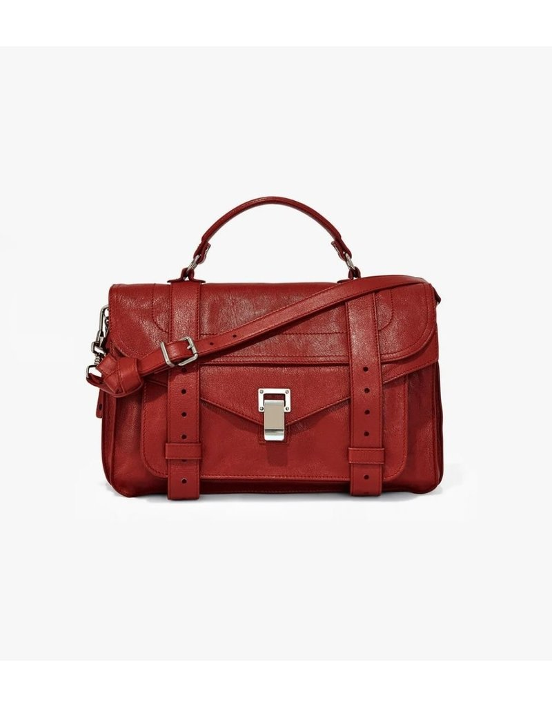PROENZA SCHOULER PS1 Medium - Rust