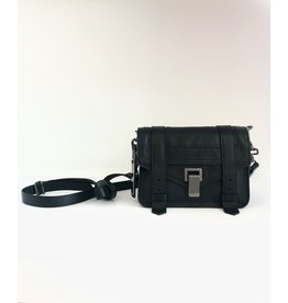 PROENZA SCHOULER PS1 Mini Crossbody - Black