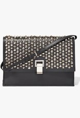PROENZA SCHOULER Small Lunch Bag - Black Studded