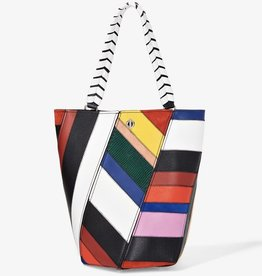 PROENZA SCHOULER Medium Hex Bucket Bag - Patchwork