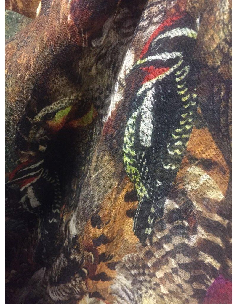 FRANCO FERRARI Evans Wash - Uccelli Prugna