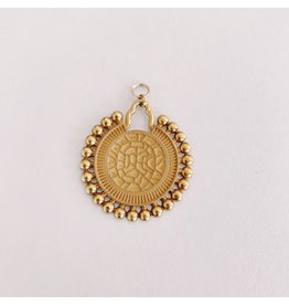 SENNOD Solar Vignette - Gold