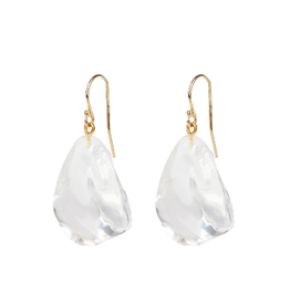 ALEXIS BITTAR Pebble Wire Earring