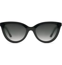 KREWE Monroe Nylon - Black + Black and Crystal