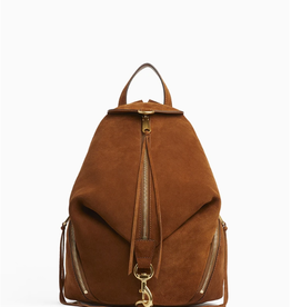 REBECCA MINKOFF Julian Backpack - Equestrian Suede