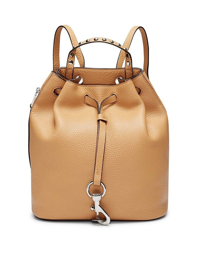 REBECCA MINKOFF Blythe Backpack - Honey