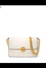 TORY BURCH Chelsea Chain Shoulder Bag - New Ivory