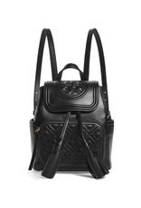 TORY BURCH Fleming Mini Backpack - Black