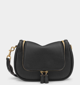 ANYA HINDMARCH Vere Small Soft Satchel - Black
