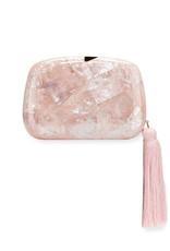 RAFE Stella Minaudiere - Pale Pink