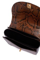 REBECCA MINKOFF Love Too Crossbody - Equestrian Snake