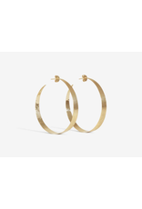 SHAESBY Large Open Forged Hoop