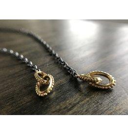 ERICA MOLINARI 18K Double Link Oval Chain