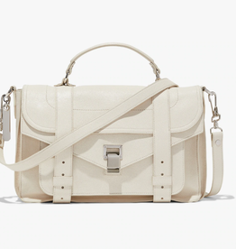 PROENZA SCHOULER PS1 Medium - Lux Leather in Clay