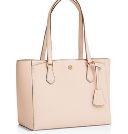 TORY BURCH Robinson Small Tote - Shell Pink