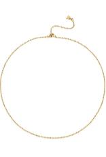 TEMPLE ST CLAIR 18K Ball Chain