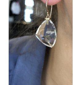 JAMIE JOSEPH Rock Crystal Earring