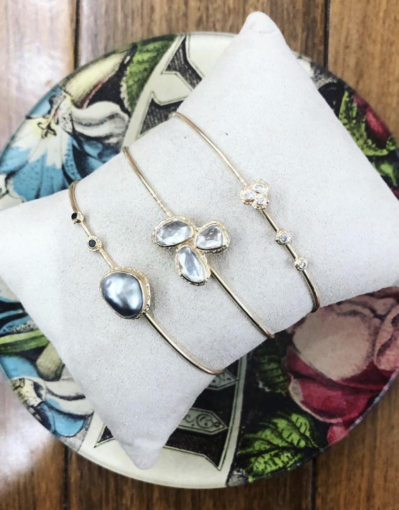 JAMIE JOSEPH Tahitian Pearl Bracelet
