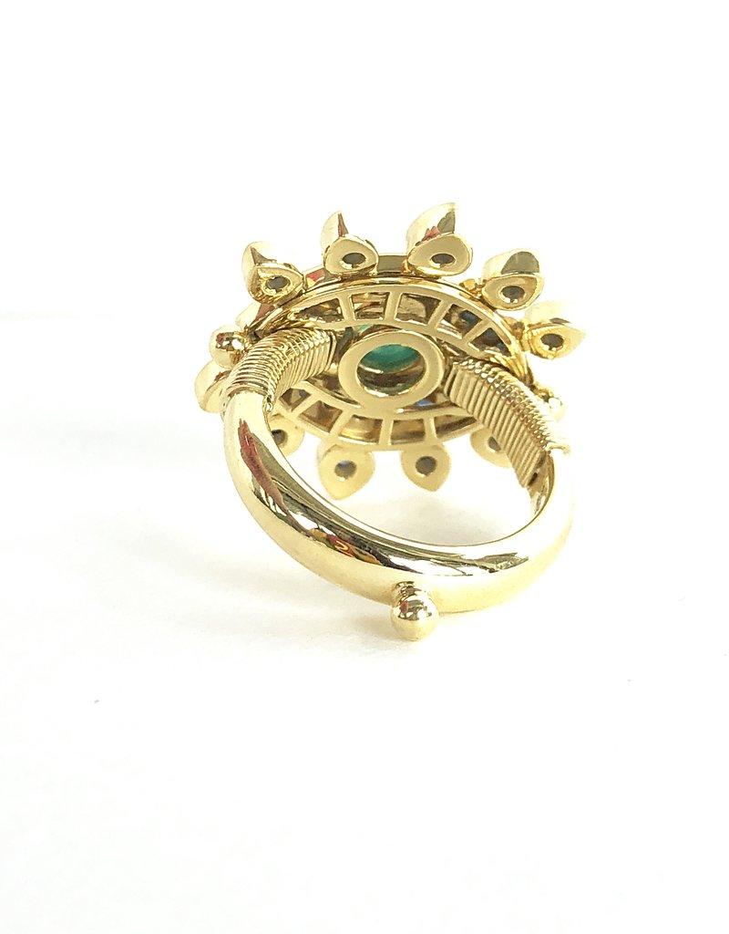 TEMPLE ST CLAIR Evil Eyelash Ring