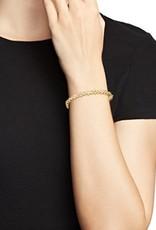 TEMPLE ST CLAIR Trio Diamond Cuff Bracelet