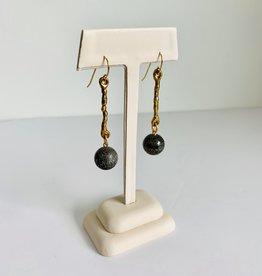 SENNOD Bryzoan Coral Earrings